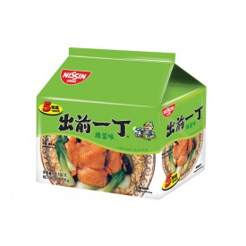 Nissin Demae Iccho Instant Noodle Chicken Flavour 100g x 5 packs