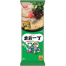 日清 棒丁麺 出前一丁 九州濃厚豚骨スープ 186g