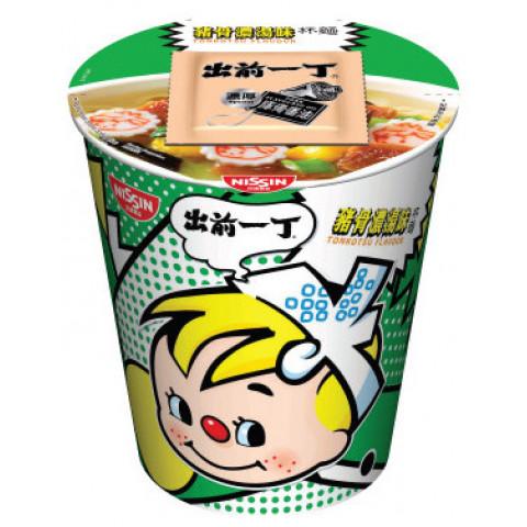 Nissin Demae Iccho Cup Tonkotsu Flavour 77g