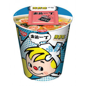 Nissin Demae Iccho Cup Seafood Flavour 72g