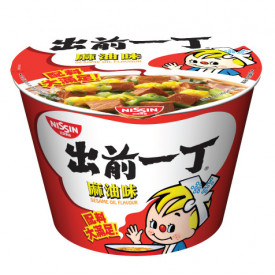 Nissin Demae Iccho Bowl Sesame Oil Flavour 99g x 2 pieces
