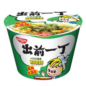 日清 出前一丁どんぶり 豚骨スープ 120g × 2コ