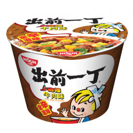 Nissin Demae Iccho Bowl Spicy Beef Flavour 103g