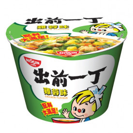 Nissin Demae Iccho Bowl Chicken Flavour 103g x 2 pieces