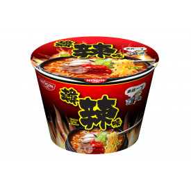 Nissin Demae Iccho Bowl Korean Spicy Flavour 102g x 2 pieces