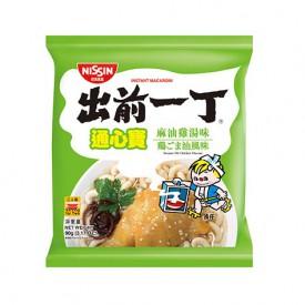 Nissin Demae Iccho Macaroni Sesame Oil Chicken Flavour 90g