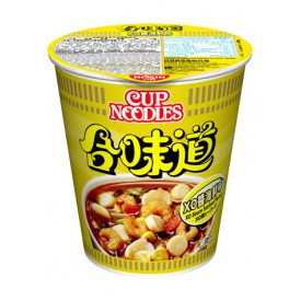 Nissin Cup Noodles Regular Cup XO Sauce Seafood Flavour 75g