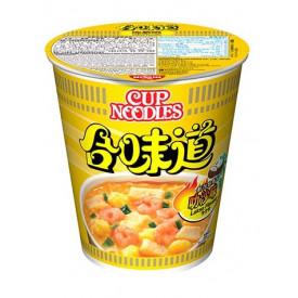 日清 合味道 杯麵 叻沙味 75克 x 4個