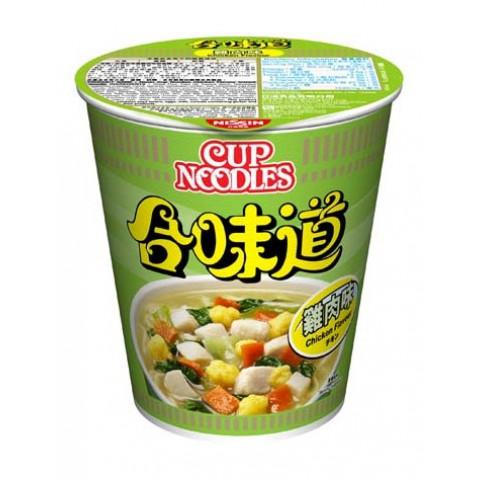 日清 カップヌードル チキン 75g