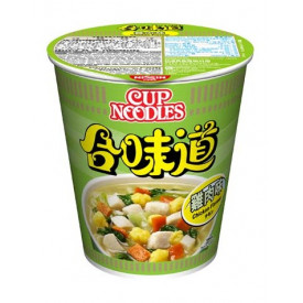 Nissin Cup Noodles Regular Cup Chicken Flavour 75g x 4 pieces