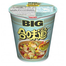 Nissin Cup Noodles Big Cup Spicy Seafood Flavour 103g