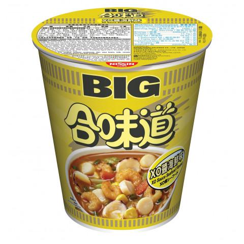 日清 カップヌードル ビッグ XO醤シーフード 105g × 2コ