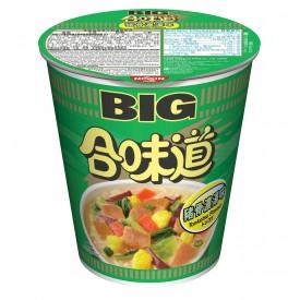 Nissin Cup Noodles Big Cup Tonkotsu Flavour 107g x 2 pieces