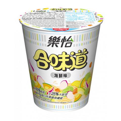 Nissin Cup Noodles Light Seafood Flavour 68g x 3 pieces