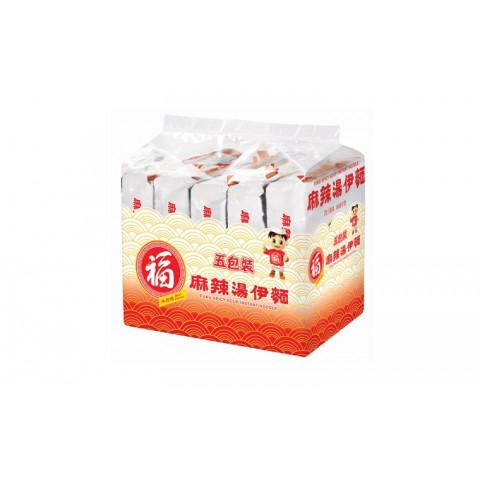 Fuku Noodle Spicy Soup Flavour 90g x 5 packs