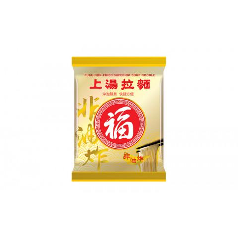 福 ラーメン ノンフライ 80g × 3袋