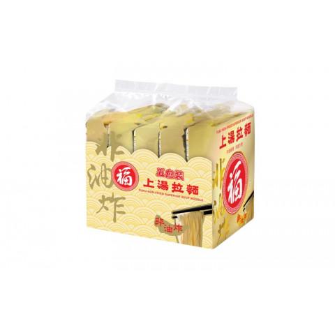 福 ラーメン ノンフライ 80g × 5袋