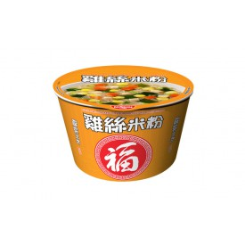 Fuku Bowl Rice Vermicelli Chicken Flavour 65g