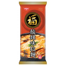 Fuku Bar Noodles Sour and Hot Flavour 183g