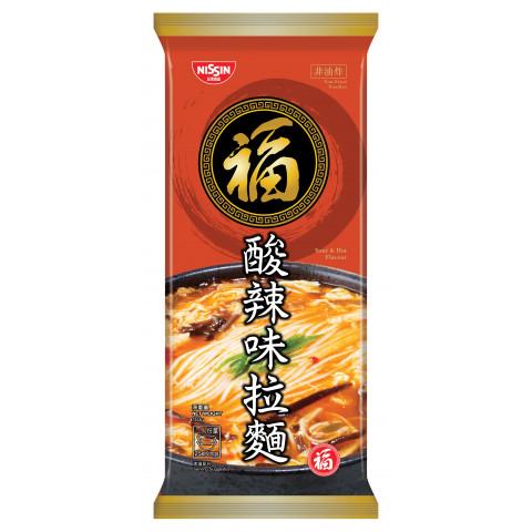 Fuku Bar Noodles Sour and Hot Flavour 183g