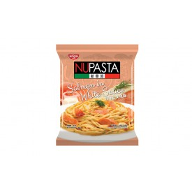 Nupasta Spaghetti Salmon in White Sauce Flavour 96g