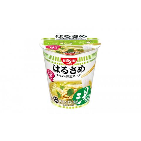 日清 春雨 カップ チキンと野菜 48g