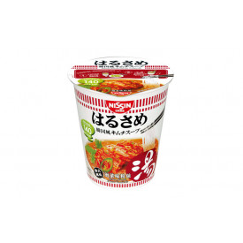 Nissin Harusame Cup Type Korean Kimchi Flavour 43g