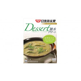 Nissin Retort Pouch Dessert Green Beans with Kelp 220g x 2 packs