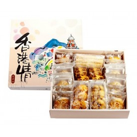 Kee Wah Bakery Hong Kong Memories Gift Box