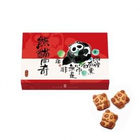 Kee Wah Bakery Panda Cookies Gift Box 27 pieces
