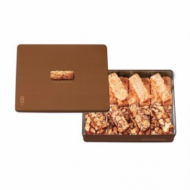 Kee Wah Bakery Assorted Almond Crisps Gift Box 16 pieces