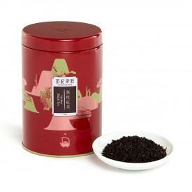 英記茶荘 缶入り茶葉 ライチ紅茶 150g