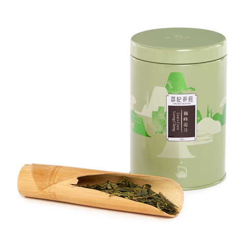 Ying Kee Tea House Lion's Crest Loong Cheng Tea (Can Packing) 150g