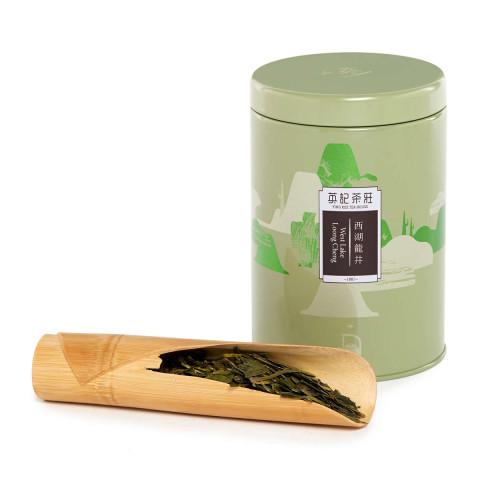 英記茶莊 罐裝茶葉 西湖龍井 150克