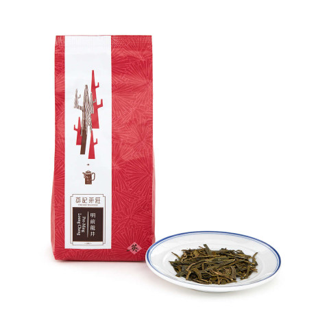 Ying Kee Tea House Pre-Ming Loong Cheng Tea (Can Packing) 150g