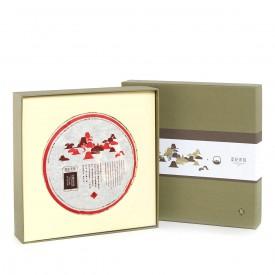 英記茶莊 珍藏普洱餅 2007年生產 300克
