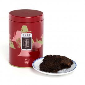 英記茶莊 罐裝茶葉 雲南普洱餅 150克