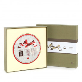 Ying Kee Tea House Reserved Extra Old Pu-erh Cake Tea Production in 2004 300g
