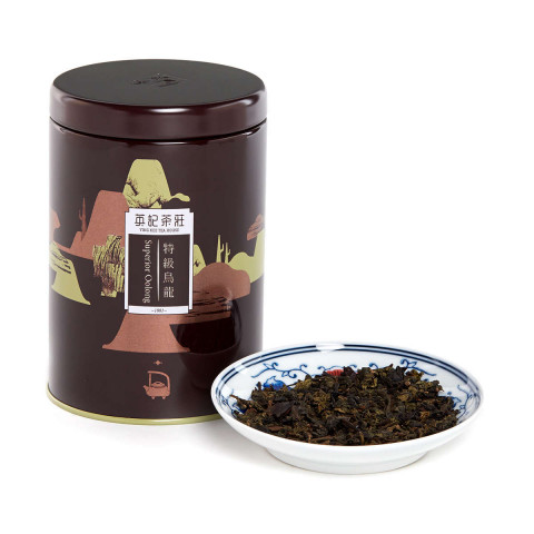 Ying Kee Tea House Superior Oolong Tea (Can Packing) 150g