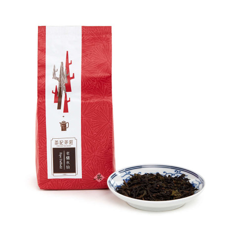 Ying Kee Tea House Ripe Daffodil Tea (Packing) 150g