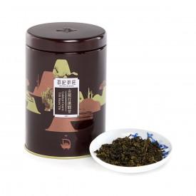 英記茶荘 缶入り茶葉 金雞冠鉄観音 150g