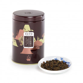英記茶荘 缶入り茶葉 南岩鉄観音 150g