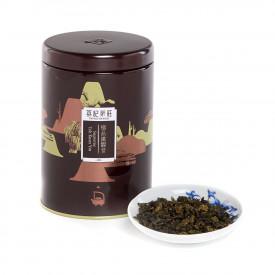 英記茶荘 缶入り茶葉 極上鉄観音 150g