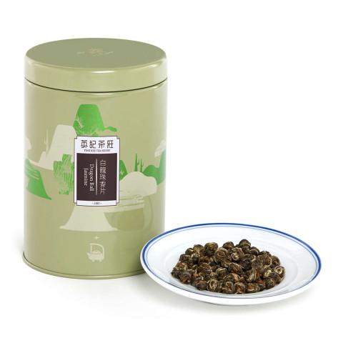 Ying Kee Tea House Dragon Ball Jasmine Tea (Can Packing) 150g