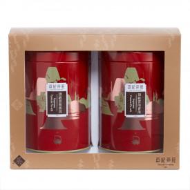 英記茶荘 缶入り茶葉 極上雲南プーアル 150g × 2缶