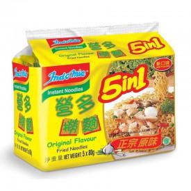 Indomie Mi Goreng Instant Noodle Original 80g x 5 packs
