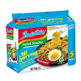インドミー・ミーゴレン インスタント麺 焼き鳥風味 85g × 5袋