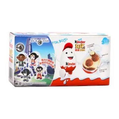キンダー キンダージョイ チョコレート おもちゃ入り 男の子用 20g × 3本
