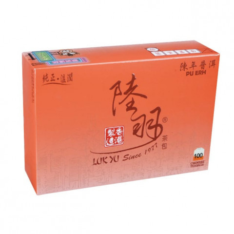 Luk Yu Tea Pu-erh 100 teabags