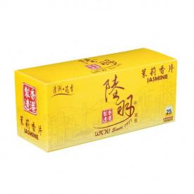 陸羽 ティーバッグ 茉莉香片(ジャスミン茶) 25袋